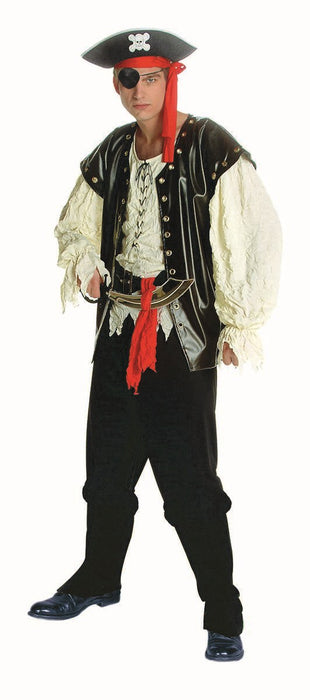 80409 Pirate King Costume