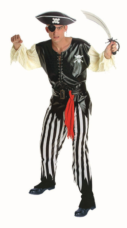80415 Pirate Costume