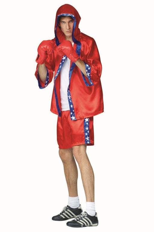 80444 U.S. Boxing Champ Boxer Costume