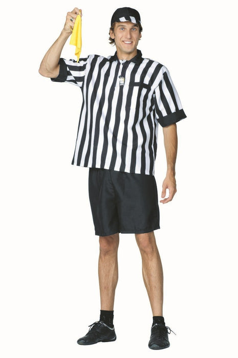 80457 Soccer Referee Costume