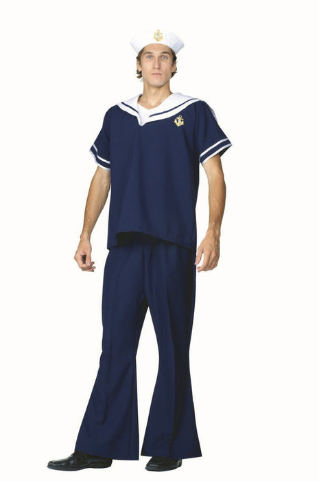 80463 Navy Sailor Costume