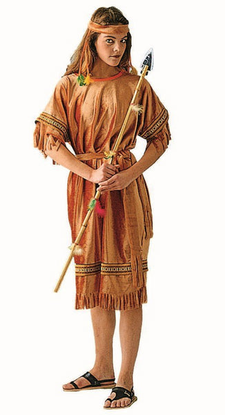 81060P Indian Maiden Costume