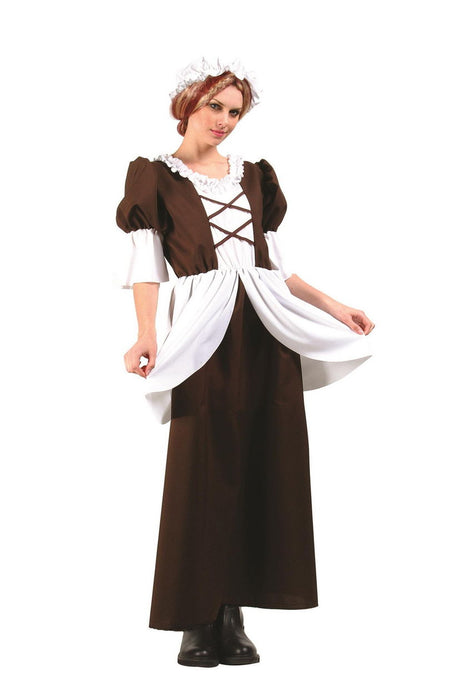 81230 Colonial Lady Costume