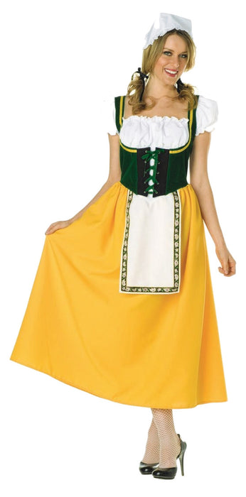 81377 Bavarian Dirndl Dress Costume