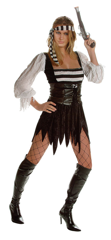 81409 Sexy Pirate Costume