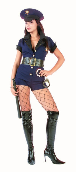 81466 Naughty Sheriff Costume