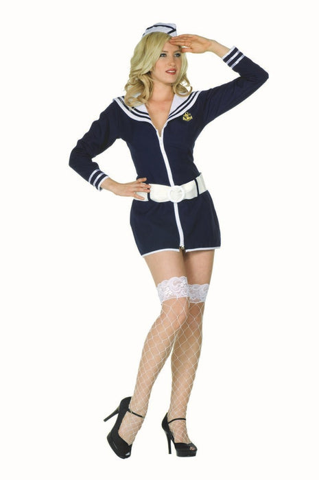 81564 Sailor Babe Costume