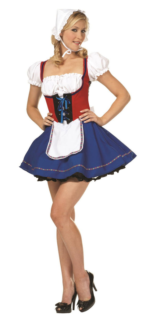 81579 Swiss Miss Costume