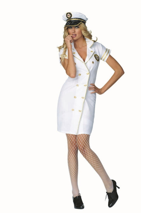 81644 Admiral Pin Up Dress