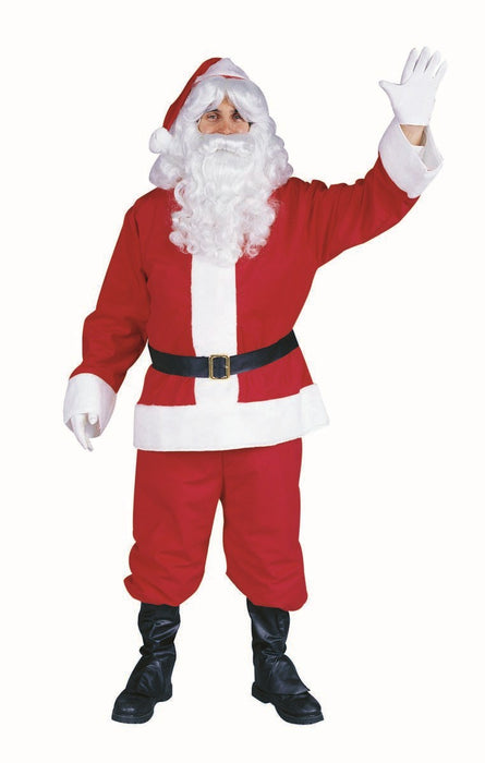 82000 Santa Suit Costume Plush