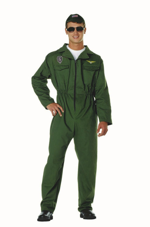 85263 Top Gun Air Force Pilot Costume XL