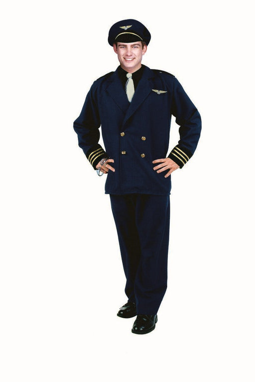 85446 Flight Captain XL Costume