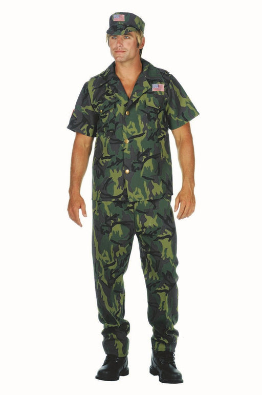 85462 Commando Military Man XL