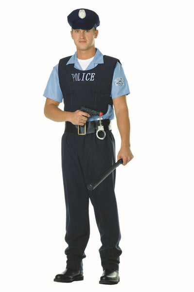 85564 Law Enforcer Police Costume XL