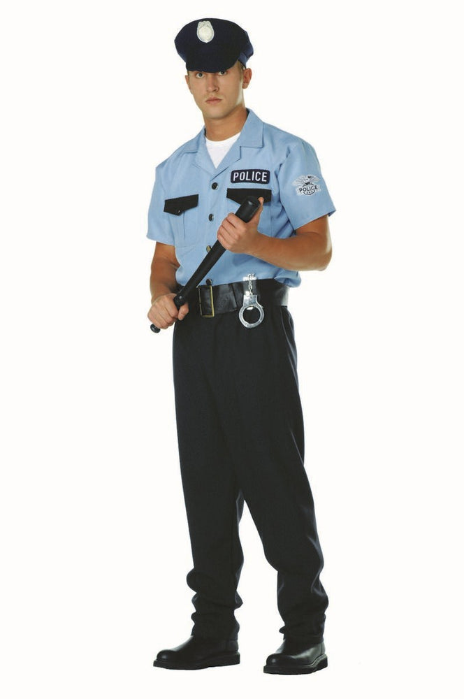 85565 On Patrol Police Costume