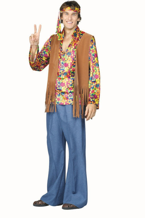 85667 Far Out Hippie XL Costume