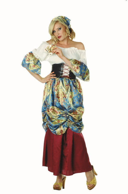 86347 Esmerelda Gypsy Costume Plus