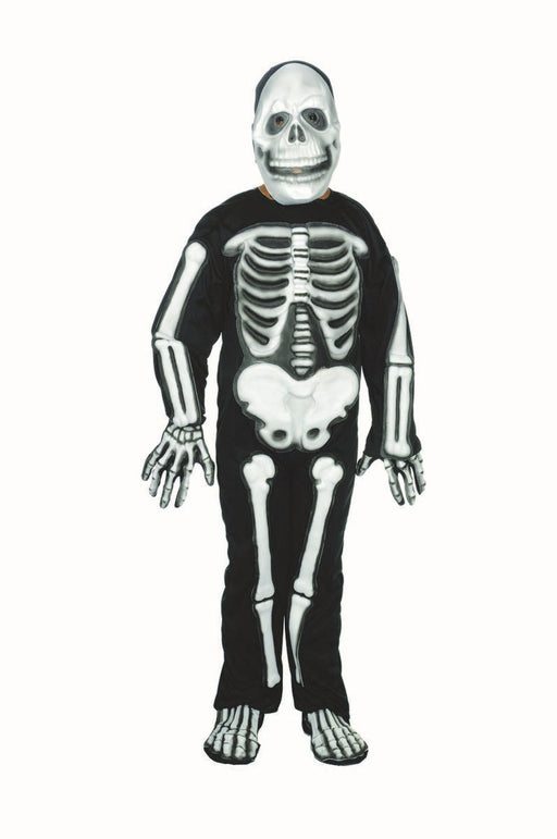 90001 Skeleton Costume Child