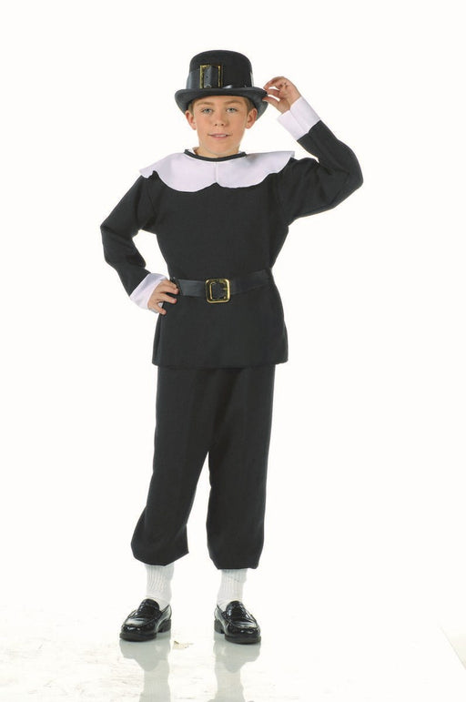 90067 Pilgrim Boy Costume Child