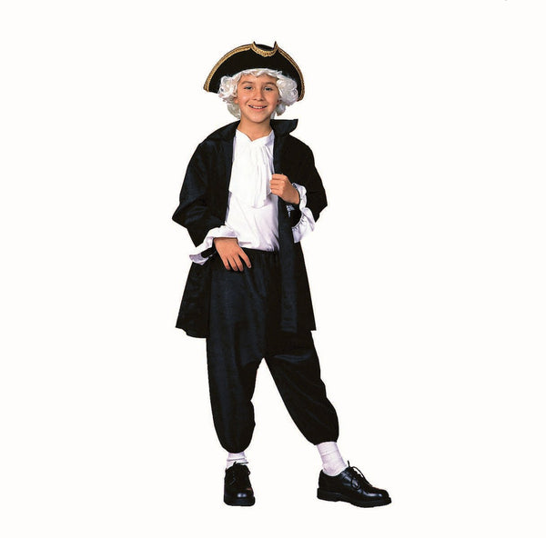 90131 George Washington Costume Child