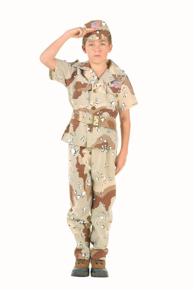 90262 Storm Fox Camoflauge Boys