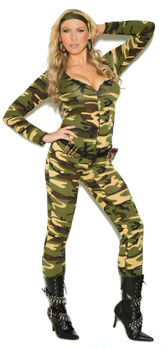 Army Combat Warrior Costume