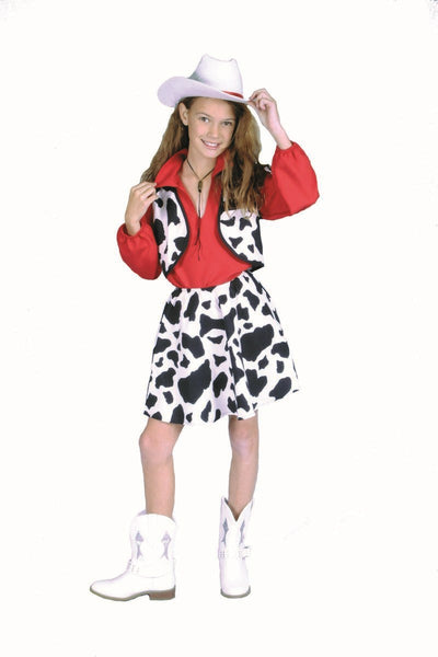 91059 Cow Girl Costume Child