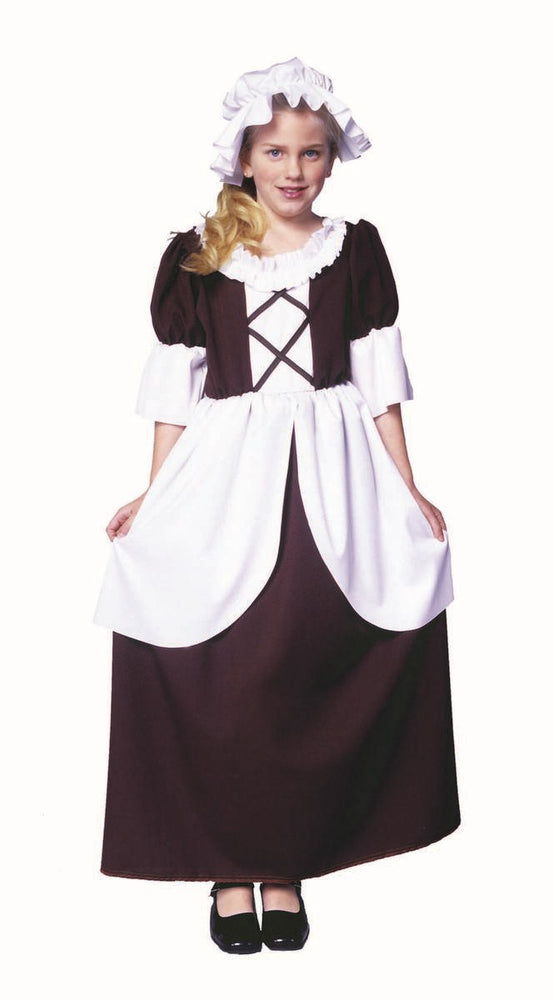 91130 Colonial Girl Costume