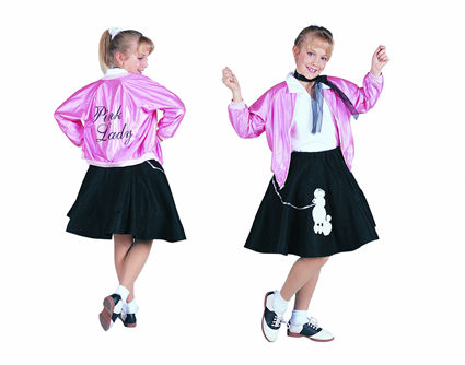 91151 Pink Lady Jacket Only Child