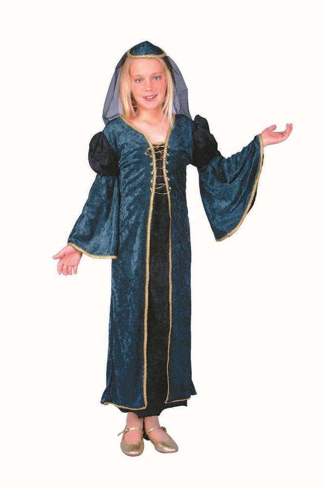 91223 Deluxe Juliet Renaissance Costume Child