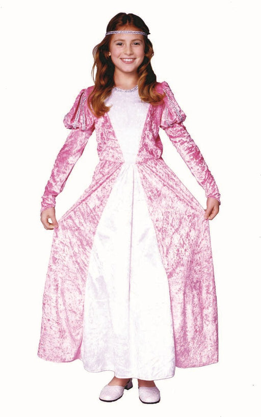 91235 Pink Fairy Princess Costume Child