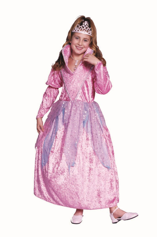 91245 Fairy Princess Costume Pink Girls