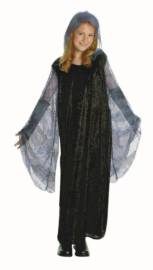 91414 Venus Dress with Hood Girls