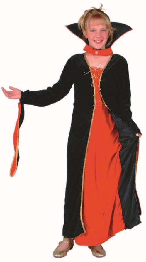91715 Renaissance Vampire Costume Girls