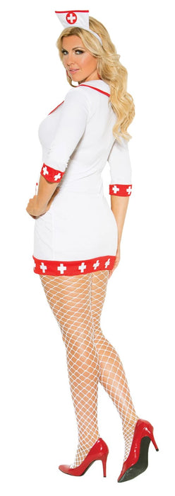 Nurse Costume Cardiac Arrest