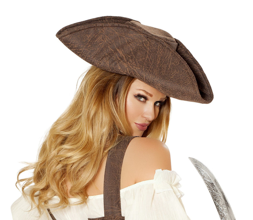 Deluxe Pirate Hat