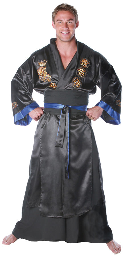 Samurai Black Costume