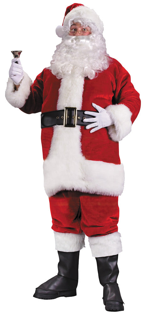 Santa Suit Premium Plush XL