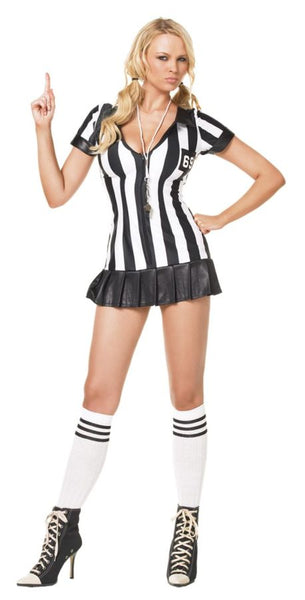 Referee Costume Game Official