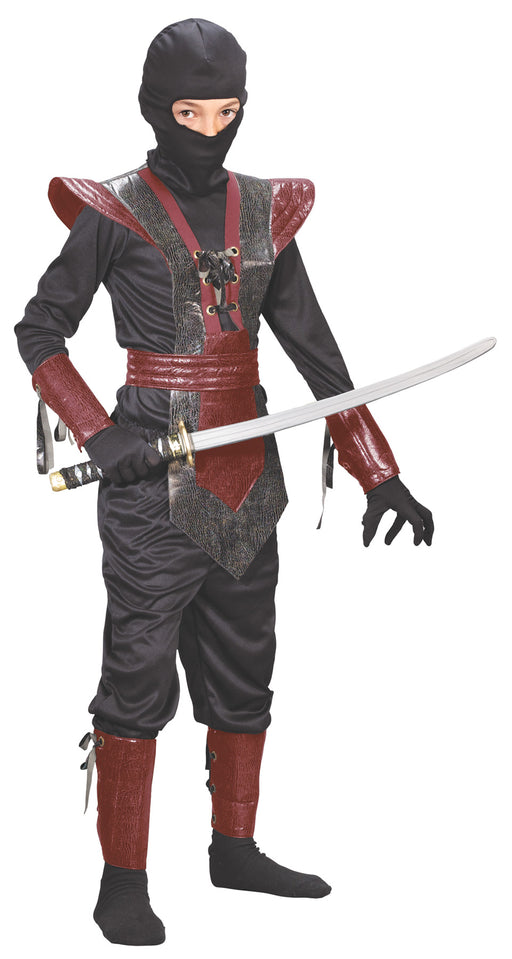 Ninja Fighter Costume