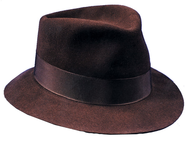 Fedora Brown Hat