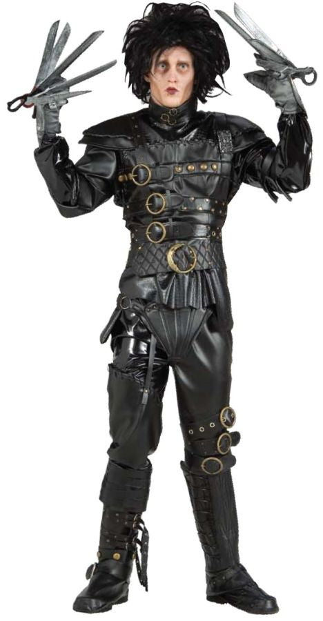 Edward Scissorhands Deluxe Costume
