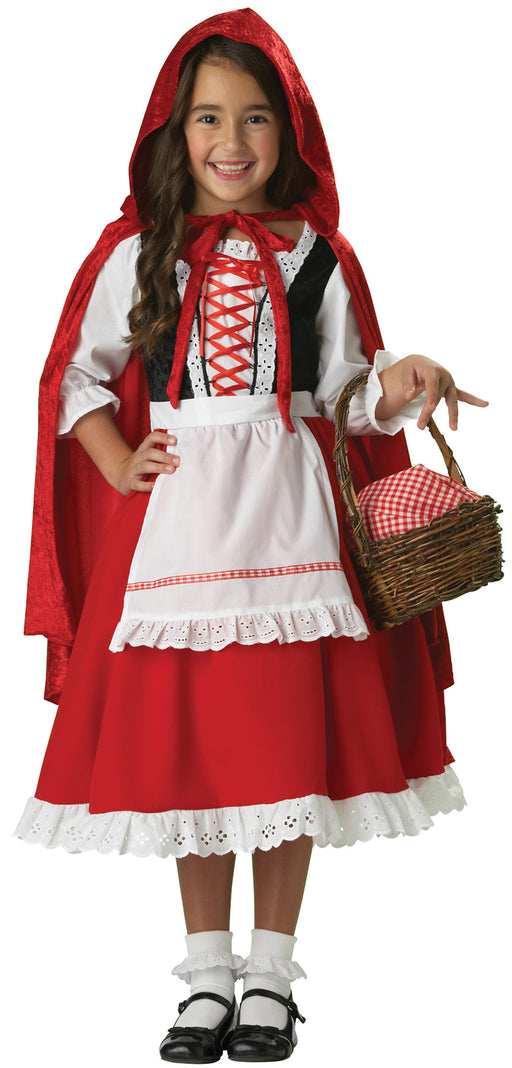 Lttle Red Riding Costume