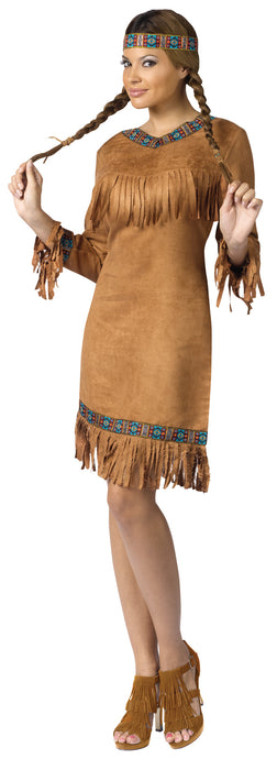 American Indian Costume