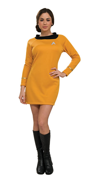 Star Trek Classic Gold Costume