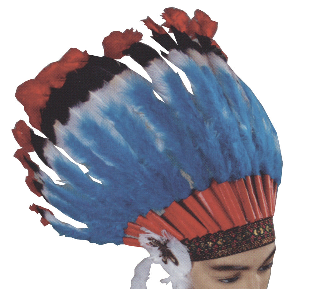 Headdress Deluxe Native Americ