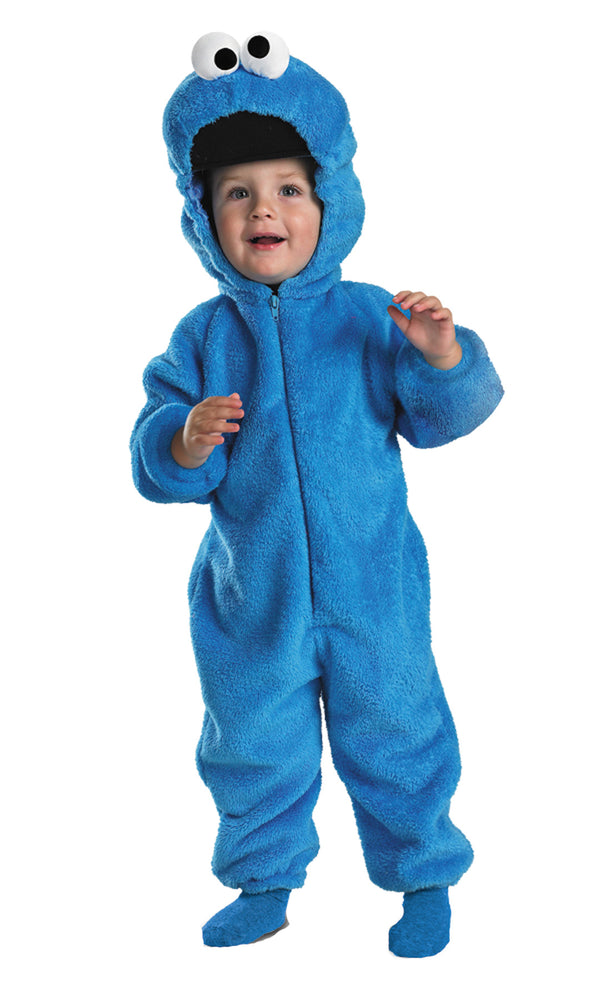 Cookie Monster Toddler 3T-4T