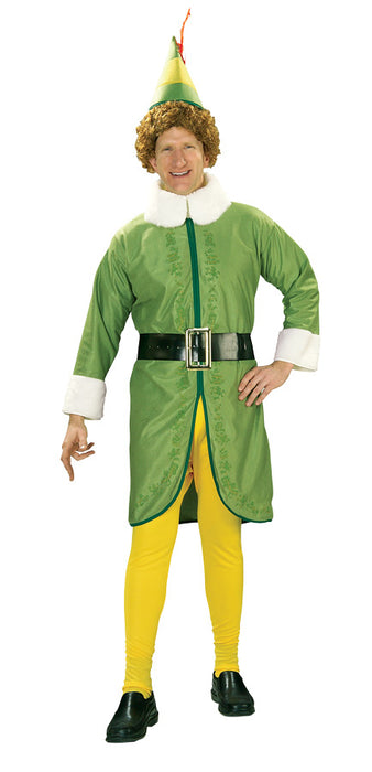Buddy The Elf Costume Standard