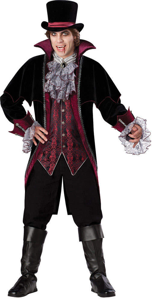 Vampire Of Versailles Costume