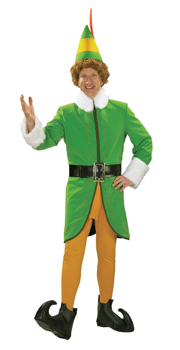 Buddy The Elf Deluxe Costume